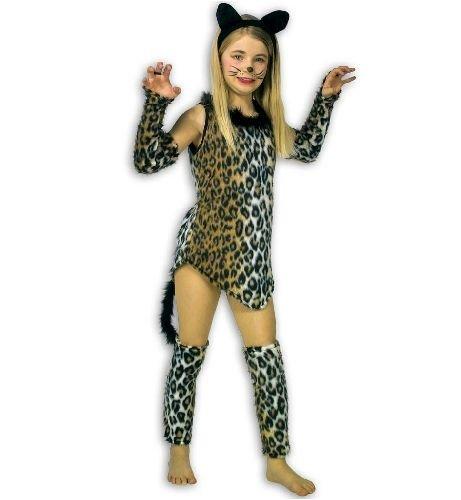 Maskenball Kostüm Mädchen - Katze Schnurli Kinder Tier Kostüm Gr