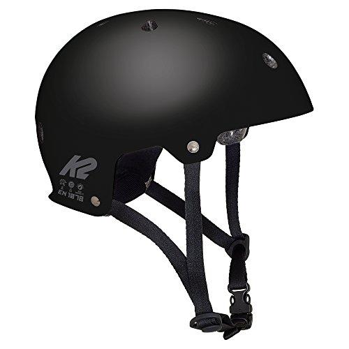 K2 Erwachsene Varsity Helm, Schwarz, M