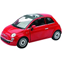 New Ray 71016 - Fiat 500, Escala 1:24, fundido a presión,