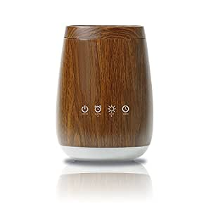 Merci Japan Toy PRISMATE (Purizumeito) Aroma Diffuser Alarm clock -wood- PR-AD001W (-MPL (maple))