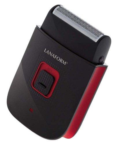 Lanaform LA130408 - Afeitadora de viaje para hombre