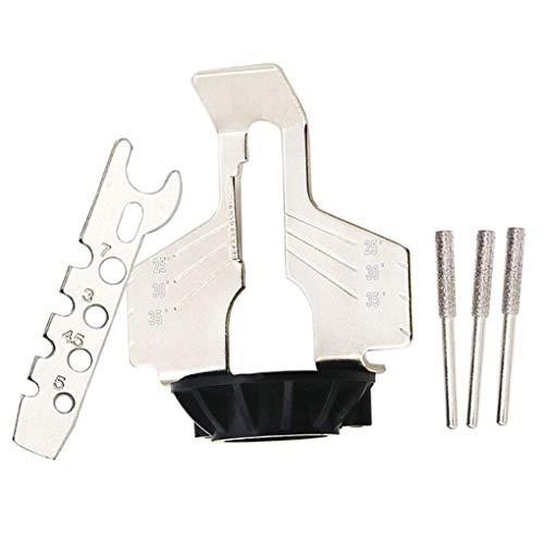 Schleifen Säge gezähnt Werkzeug-Set Elektro Schärfer Kit Handbuch Adapter Rotary Drill Zubehör Regard - Standard Drill Kit