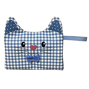 ARTEMODEL Gato Azul Neceser, Multicolor (1)