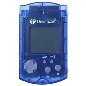 Sega Original Dreamcast VMU Memory Card (transp.)