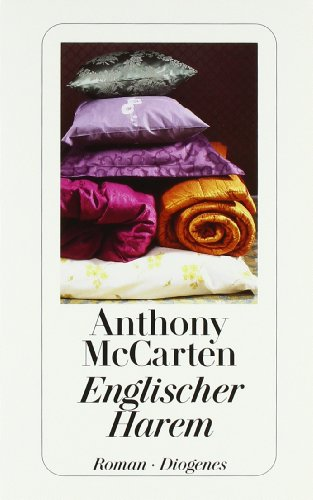 Buchseite und Rezensionen zu 'Englischer Harem' von Anthony McCarten
