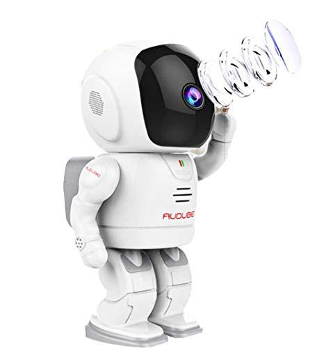 -Kamera, Drahtlose Roboter Hause Intelligente HD Überwachungskamera Handy WiFi Fernbedienung Netzwerkmonitor ()