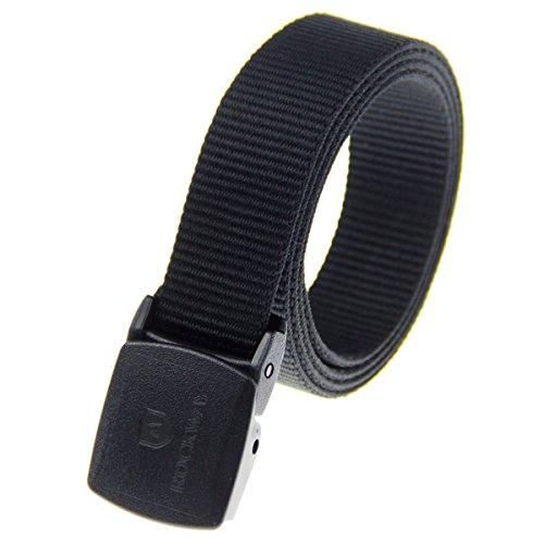 rockway-mens-eco-friend-pet-leisure-style-canvas-belt-with-metal-free-buckle-black-x-large-135cm