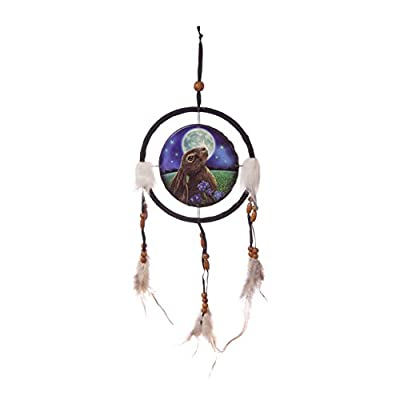 DREAMCATCHER HARE DREAM CATCHER 16cm