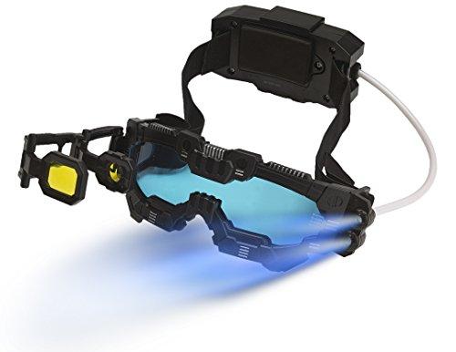 SpyX 10300Night Mission Brillen, Schwarz