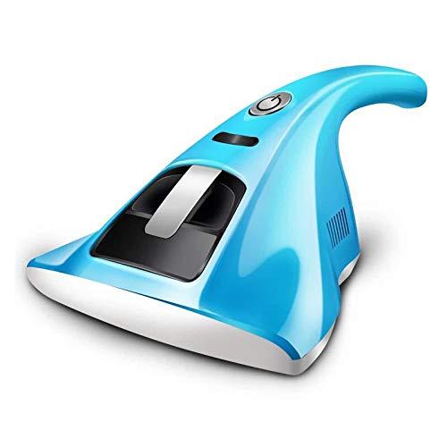 Libina Betten Zusätzlich Zu Milben Staubsauger Kleine Haushalt Hand Leise Milben Trockene und Nasse UV-Sterilisatoren, Blau