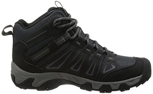 Keen Oakridge Mid, Chaussures de Randonnée Hautes Homme, Magnet/Gargoyle Gris (Magnet/Gargoyle)