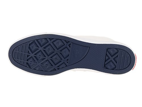 Converse unisex Chuck Taylor All Star Hi scarpa da basket White/Navy/R