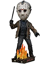 Neca - Freddy vs. Jason - Jason 8 inch Head Knocker / Bobble Head