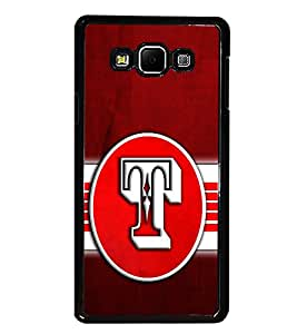 PRINTSWAG TYPOGRAPHY Designer Back Cover Case for SAMSUNG GALAXY A7