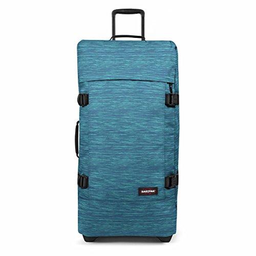 Eastpak TRANVERZ L Bagage cabine, 79 cm, 121 liters, Bleu (Knit Blue)