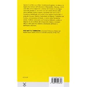 L'Alcorano di Macometto. Storia di un libro del Cinquecento europeo