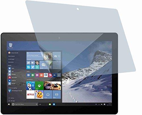 Odys Winpad 10 2in1 (2 Stück) KRATZFESTE PREMIUM Bildschirmschutzfolie Displayschutzfolie ANTIREFLEX - KRATZFEST UND PASSGENAU