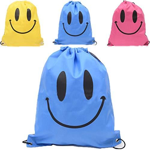 Gusspower Exterior bolsa de almacenamiento, Impermeable Cordón bolsa de almacenamiento Organizador,ropa de cama bolsa de embalaje, juguetes,edredones, almohadas para almacenar o viajes, 41X33 cm (Azul)