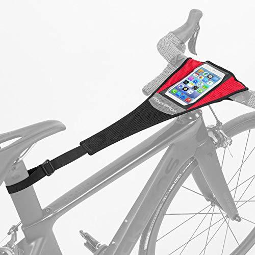 Ciclismo Bici Bicicletta Sweatband Trainer Sweat Net Bike Nastro di Formazione a Prova di Sudore Protezione Telaio Accessori per Biciclette,2