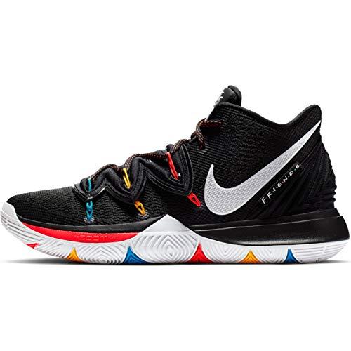 da86b40fad Nike Kyrie 5, Zapatillas de Baloncesto para Hombre, (Black/White/Bright