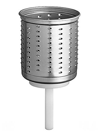 Kitchenaid Emvsc Accessoires pour Robot Tranchoir Set 3 Cylindres pour Robot Artisan