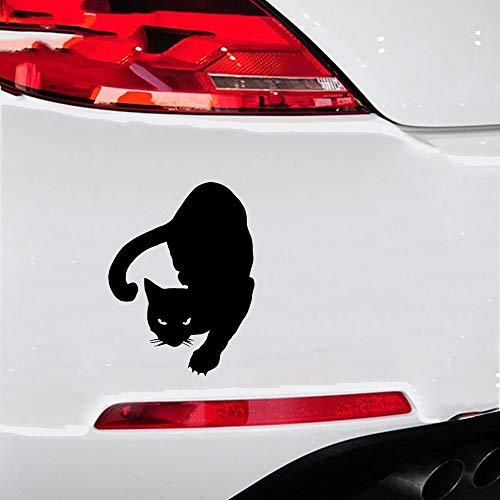 Aufkleber Sticker Auto Tier Haustier Paw Paws Claws Cat Cheetah Cougar Aufkleber Cool Decal Zielflaggen Windschutzscheibe Aufkleber für Auto Laptop Fenster Aufkleber -