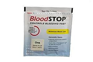 Blood Stop Hemostat Gauze