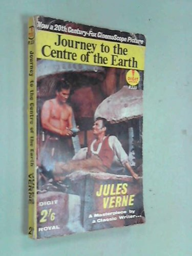 Journey to the centre of the earth (Digit books)