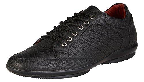 v-1969-raoul-nero-vipera-zapatillas-de-corte-bajo-de-cordones-para-hombre