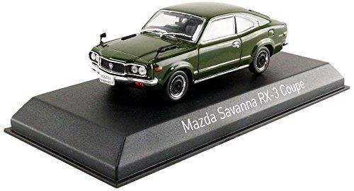 Norev–Miniatur Auto Mazda Savanna Faserstoff, 1972Maßstab 1/43, 800613, grün