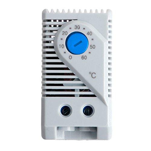 haia7k4k KTS011 Kompakter mechanischer Thermostat Sensor Temperaturregler Neu -