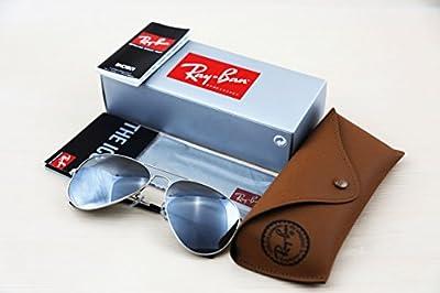 Ray-Ban - Gafas de sol, Hombre, RB3025 AVIATOR LARGE METAL, W3277