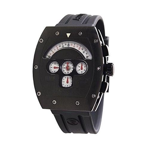 Orologio Azimuth mecha-1BMF Crono sinistra Ghost edizione...