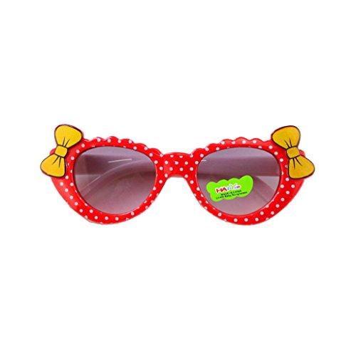 XXYsm Sonnenbrillen Baby Kinder Junge Mädchen Unisex Sommer Fliege UV400 Brillen für Baby und Kinder im Alter von 3-12 Jahre (G) (Jahre G 10 Alte)