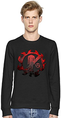 New Fishman Pirates Logo Unisex Sweatshirt Large