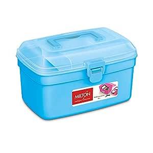 Milton Plastic Multi-Purpose Box, Blue