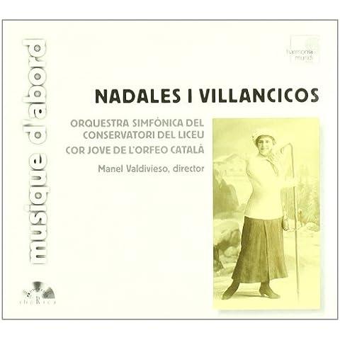 Nadales I Villancicos -Cor Jove Orfeó