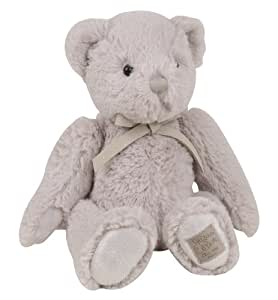 Histoire d'ours HO2173 Soft Toy Bear 28 cm Pearl Grey
