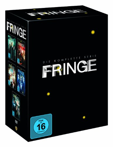Fringe - Die komplette Serie (29 Discs) (exklusiv bei Amazon.de)