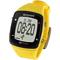 Sigma Sport ID.Run GPS Laufuhr, Yellow, One Size