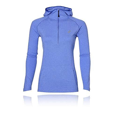 ASICS LS Laufkapuzenpullover Damen Kapuzenpullover blau XS-34 Preisvergleich