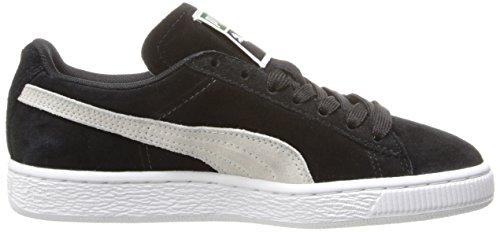 Puma - Suede Classic Wn'S, Sneakers da donna Nero/Bianco
