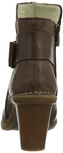 El Naturalista N566 Cares Wood / Duna, Bottes femme Marron