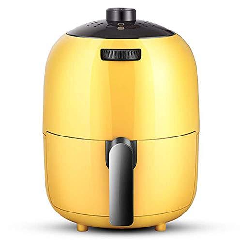 A-Nice Freidora de aire Horno de freidora de aire caliente, cocina de aire con cesta desmontable antiadherente apta para lavavajillas, freidora de aire grande con perilla rápida, control de temperatur