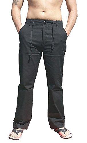 Brandit - Pantalon - Homme Noir - Noir