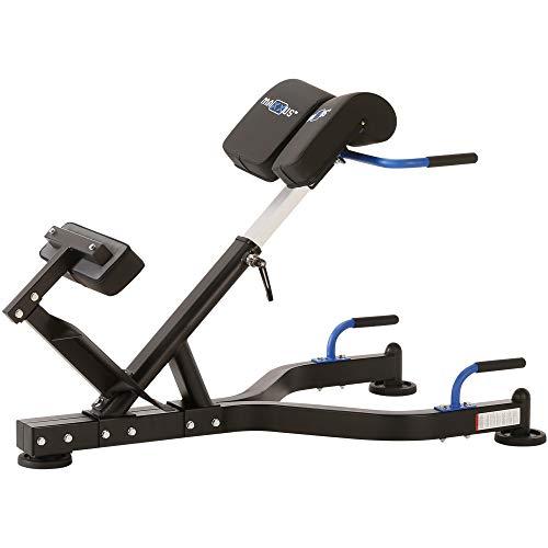 Hyperextension Rückentrainer PRO Von MAXXUS - Rückenstrecker, Liegestützgriffe