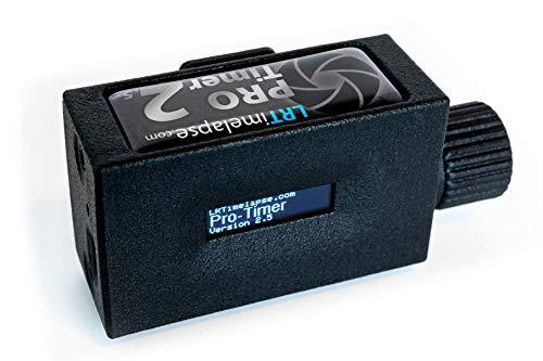 Kamera 2,5 (LRTimelapse PRO Timer 2.5 Kamera Intervallauslöser für Zeitraffer und Astro-Fotografie)