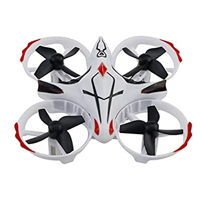 JJRC H56 TAAIW-T2.4G With Transmitter Infrared Sensor Dual-mode Function Air Pressure High Hold Mode RC Drone Quadcopter white