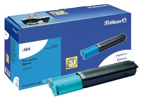 Preisvergleich Produktbild Pelikan Toner-Kit 1184TKc ersetzt Epson 0189, 2-color, 4000 Seiten