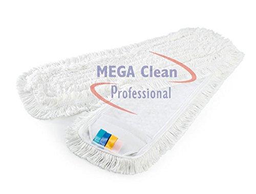 Wischmopps Schlinge/Franse Polyester/Baumwolle 50cm Mega Clean (Polyester-schlinge)